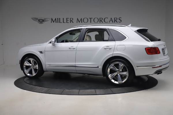 New 2020 Bentley Bentayga Hybrid for sale $226,695 at Bentley Greenwich in Greenwich CT 06830 4