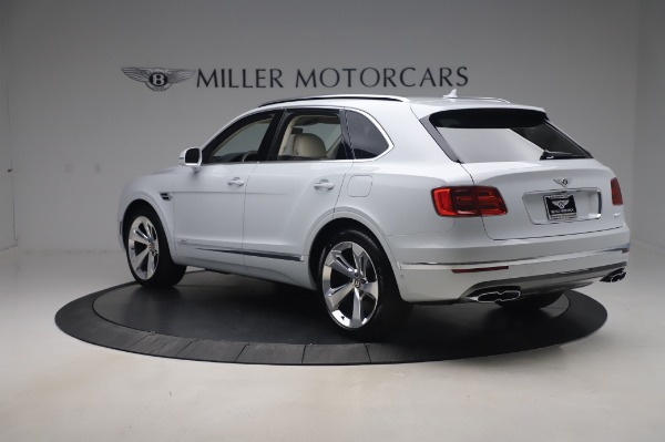 New 2020 Bentley Bentayga Hybrid for sale $226,695 at Bentley Greenwich in Greenwich CT 06830 5