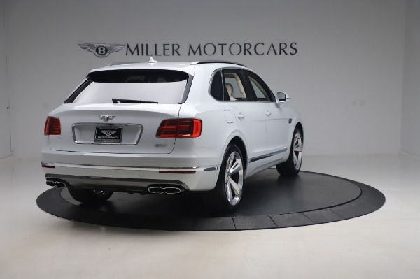 New 2020 Bentley Bentayga Hybrid for sale $226,695 at Bentley Greenwich in Greenwich CT 06830 7