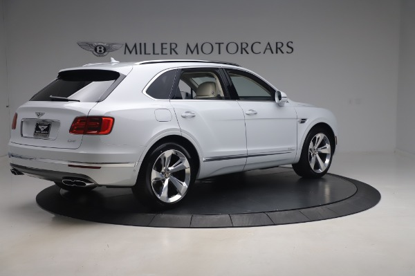 New 2020 Bentley Bentayga Hybrid for sale $226,695 at Bentley Greenwich in Greenwich CT 06830 8
