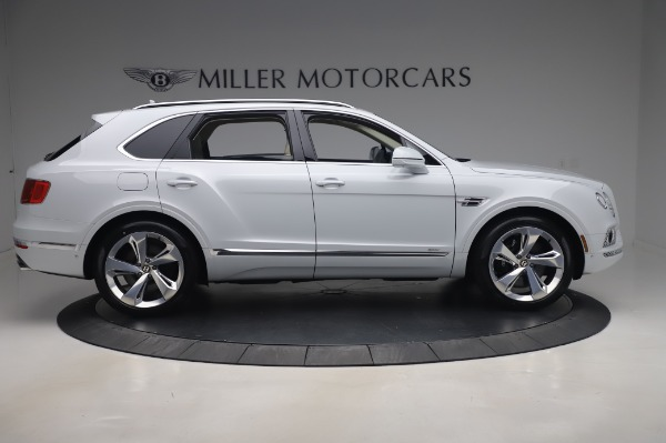 New 2020 Bentley Bentayga Hybrid for sale $226,695 at Bentley Greenwich in Greenwich CT 06830 9