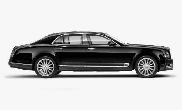 New 2020 Bentley Mulsanne for sale $356,970 at Bentley Greenwich in Greenwich CT 06830 2
