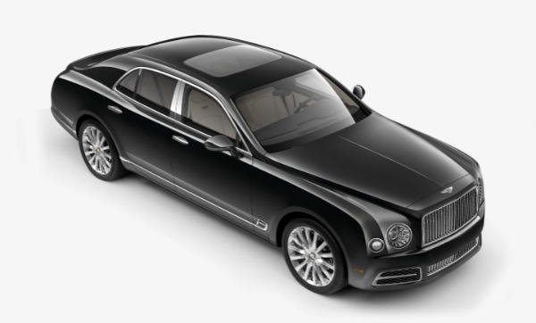 New 2020 Bentley Mulsanne for sale $356,970 at Bentley Greenwich in Greenwich CT 06830 5