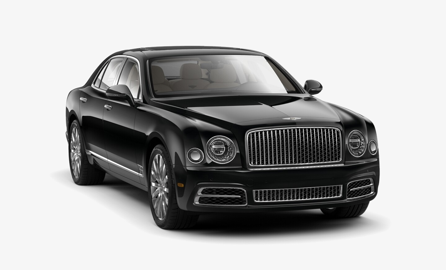 New 2020 Bentley Mulsanne for sale $356,970 at Bentley Greenwich in Greenwich CT 06830 1