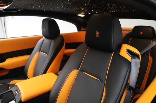 Used 2020 Rolls-Royce Wraith for sale $359,900 at Bentley Greenwich in Greenwich CT 06830 10