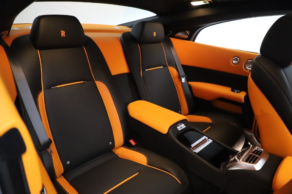 New 2020 Rolls-Royce Wraith for sale $405,625 at Bentley Greenwich in Greenwich CT 06830 14