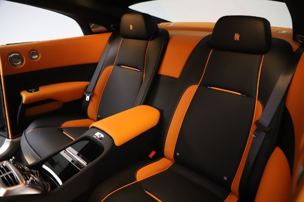 New 2020 Rolls-Royce Wraith for sale $405,625 at Bentley Greenwich in Greenwich CT 06830 15