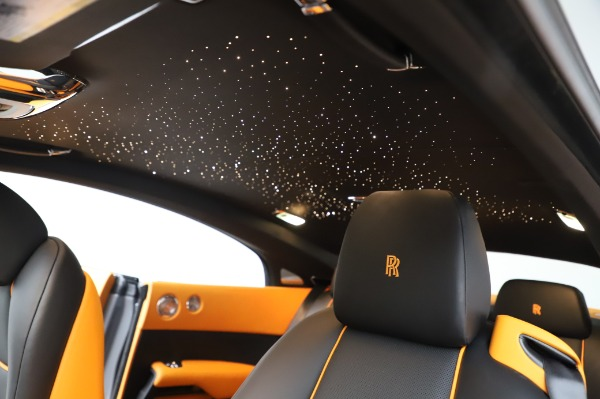 Used 2020 Rolls-Royce Wraith for sale $359,900 at Bentley Greenwich in Greenwich CT 06830 17