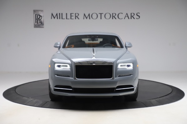 New 2020 Rolls-Royce Wraith for sale $405,625 at Bentley Greenwich in Greenwich CT 06830 2