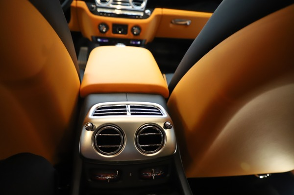 New 2020 Rolls-Royce Wraith for sale $405,625 at Bentley Greenwich in Greenwich CT 06830 22