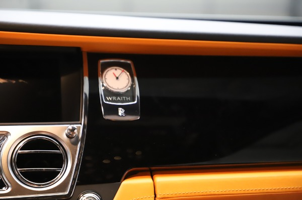 Used 2020 Rolls-Royce Wraith for sale $359,900 at Bentley Greenwich in Greenwich CT 06830 24