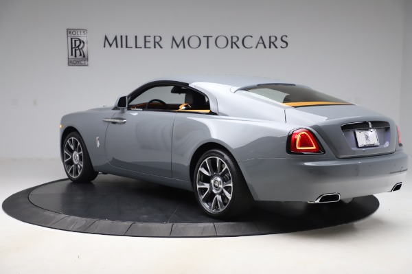 New 2020 Rolls-Royce Wraith for sale $405,625 at Bentley Greenwich in Greenwich CT 06830 4