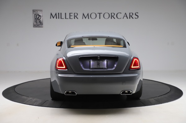 Used 2020 Rolls-Royce Wraith for sale $359,900 at Bentley Greenwich in Greenwich CT 06830 5
