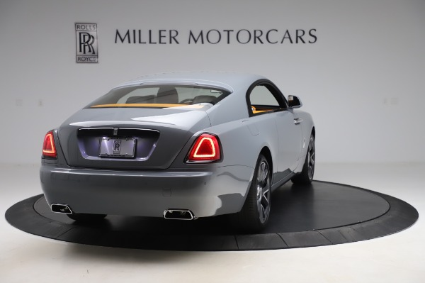 Used 2020 Rolls-Royce Wraith for sale $359,900 at Bentley Greenwich in Greenwich CT 06830 6