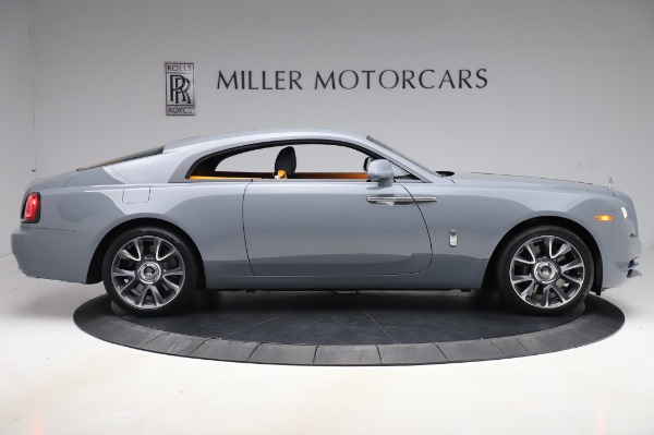 New 2020 Rolls-Royce Wraith for sale $405,625 at Bentley Greenwich in Greenwich CT 06830 7
