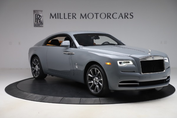 New 2020 Rolls-Royce Wraith for sale $405,625 at Bentley Greenwich in Greenwich CT 06830 8