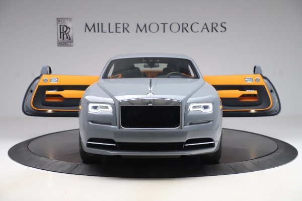 New 2020 Rolls-Royce Wraith for sale $405,625 at Bentley Greenwich in Greenwich CT 06830 9
