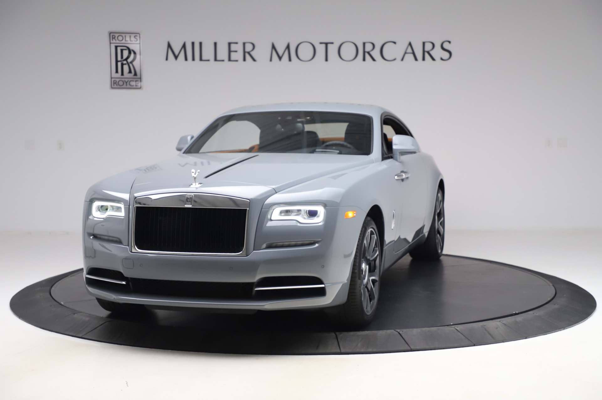 New 2020 Rolls-Royce Wraith for sale $405,625 at Bentley Greenwich in Greenwich CT 06830 1