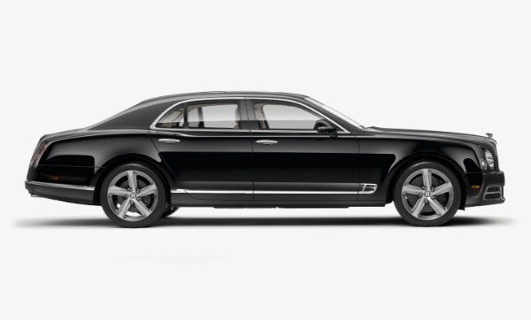 New 2020 Bentley Mulsanne Speed for sale $400,045 at Bentley Greenwich in Greenwich CT 06830 2