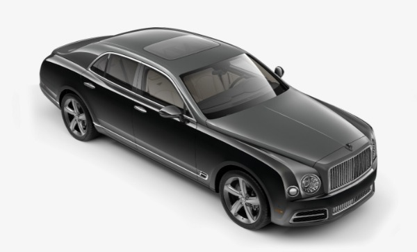 New 2020 Bentley Mulsanne Speed for sale $400,045 at Bentley Greenwich in Greenwich CT 06830 5