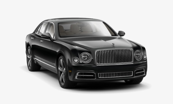New 2020 Bentley Mulsanne Speed for sale $400,045 at Bentley Greenwich in Greenwich CT 06830 1