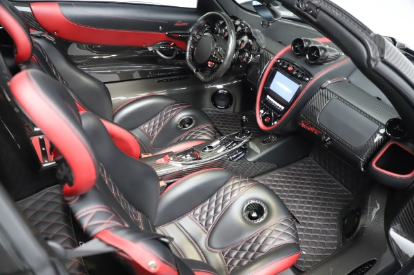 Used 2017 Pagani Huayra Roadster for sale Call for price at Bentley Greenwich in Greenwich CT 06830 26