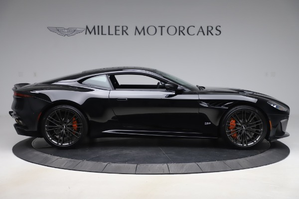 New 2020 Aston Martin DBS Superleggera Coupe for sale $328,786 at Bentley Greenwich in Greenwich CT 06830 10