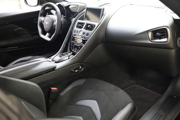 New 2020 Aston Martin DBS Superleggera for sale $328,786 at Bentley Greenwich in Greenwich CT 06830 17