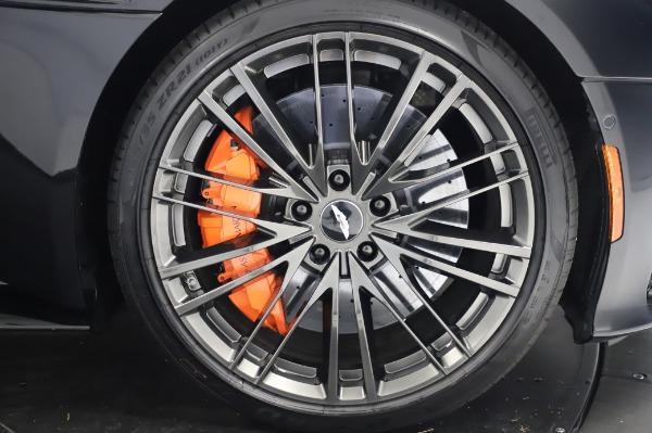 New 2020 Aston Martin DBS Superleggera for sale $328,786 at Bentley Greenwich in Greenwich CT 06830 22