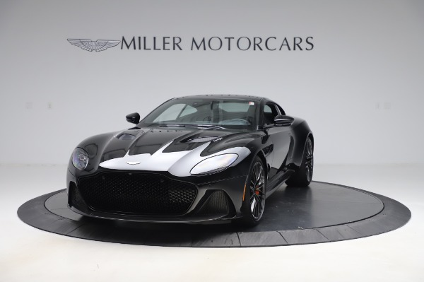 New 2020 Aston Martin DBS Superleggera Coupe for sale $328,786 at Bentley Greenwich in Greenwich CT 06830 3