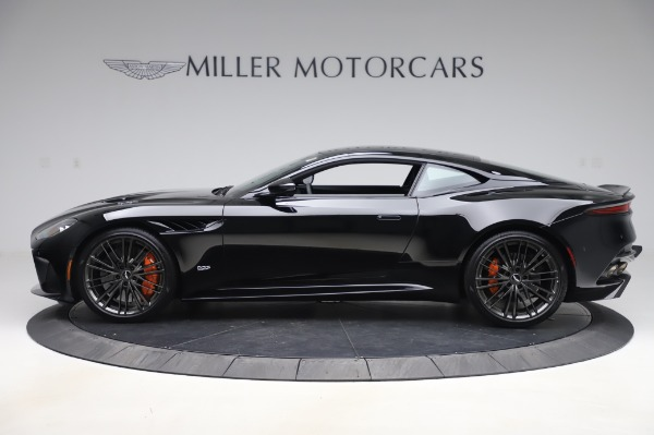New 2020 Aston Martin DBS Superleggera Coupe for sale $328,786 at Bentley Greenwich in Greenwich CT 06830 4