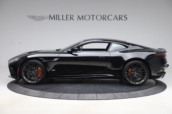 New 2020 Aston Martin DBS Superleggera for sale $328,786 at Bentley Greenwich in Greenwich CT 06830 4