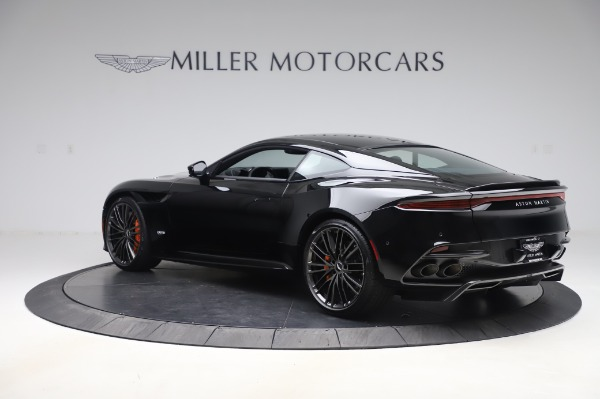 New 2020 Aston Martin DBS Superleggera for sale $328,786 at Bentley Greenwich in Greenwich CT 06830 6