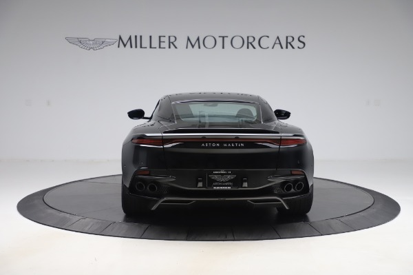 New 2020 Aston Martin DBS Superleggera for sale $328,786 at Bentley Greenwich in Greenwich CT 06830 7