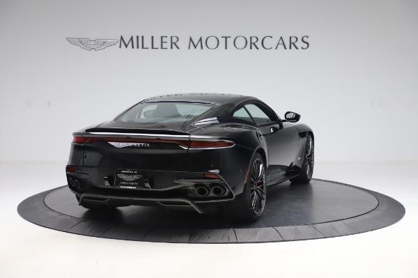New 2020 Aston Martin DBS Superleggera for sale $328,786 at Bentley Greenwich in Greenwich CT 06830 8