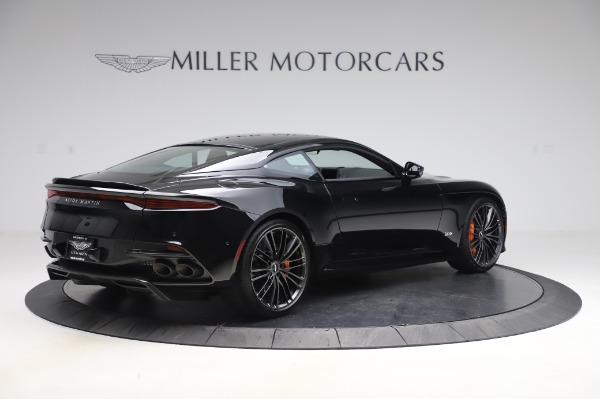 New 2020 Aston Martin DBS Superleggera for sale $328,786 at Bentley Greenwich in Greenwich CT 06830 9