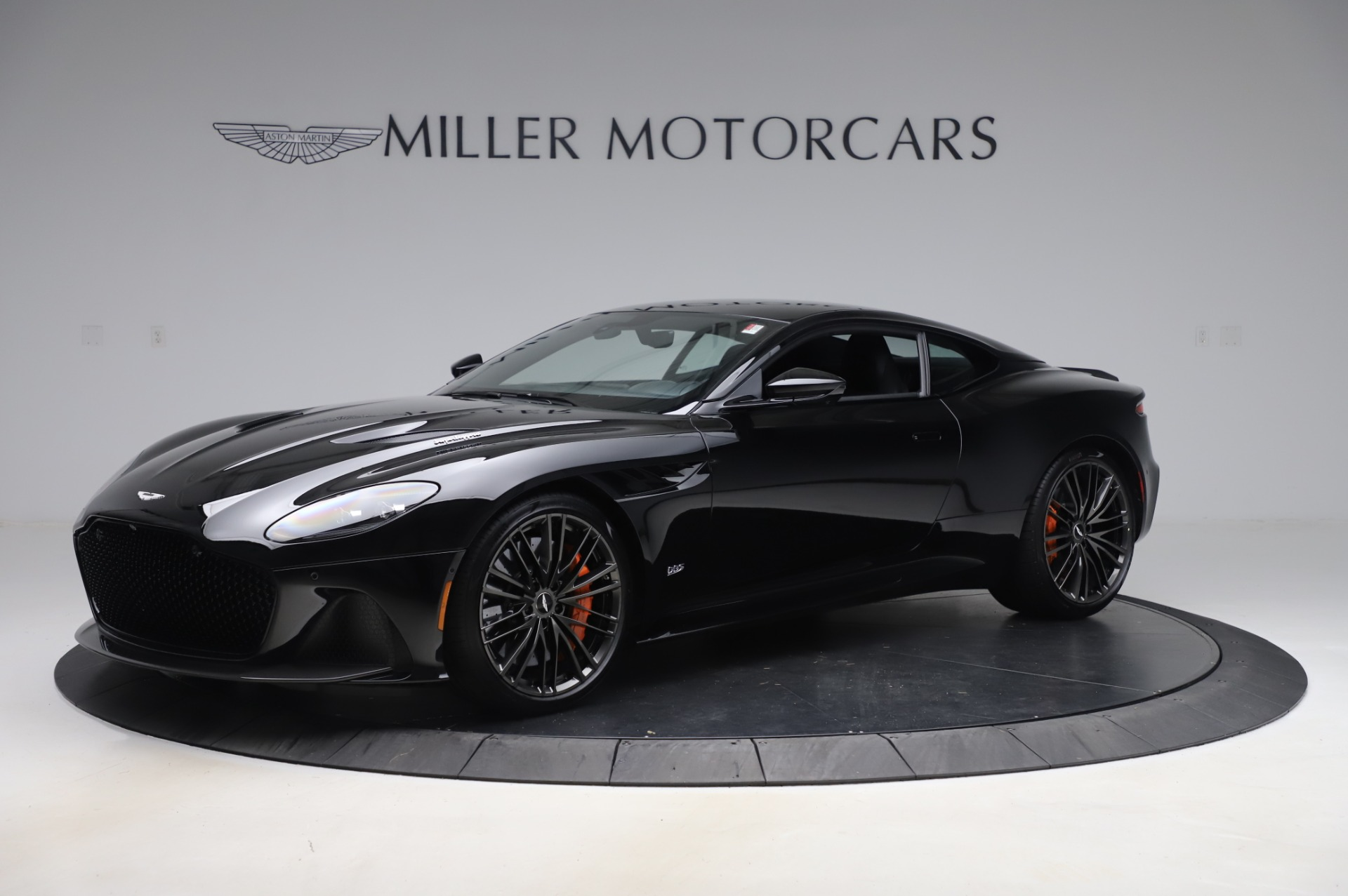 New 2020 Aston Martin DBS Superleggera Coupe for sale $328,786 at Bentley Greenwich in Greenwich CT 06830 1