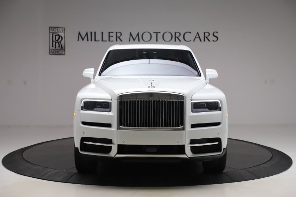 New 2020 Rolls-Royce Cullinan for sale $393,475 at Bentley Greenwich in Greenwich CT 06830 2