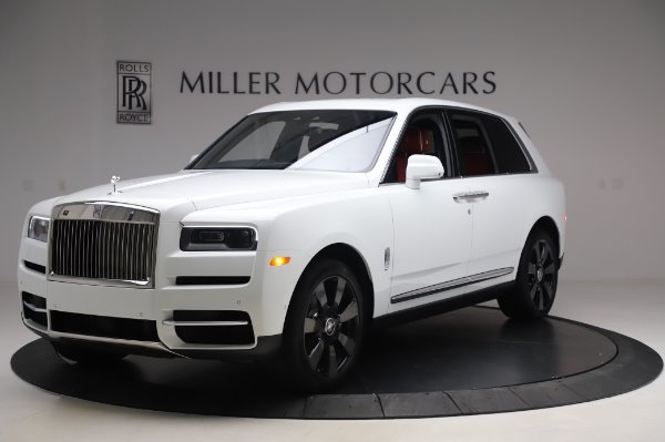 New 2020 Rolls-Royce Cullinan for sale $393,475 at Bentley Greenwich in Greenwich CT 06830 3