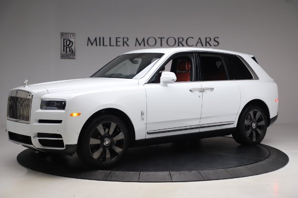 New 2020 Rolls-Royce Cullinan for sale $393,475 at Bentley Greenwich in Greenwich CT 06830 4