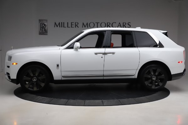New 2020 Rolls-Royce Cullinan for sale $393,475 at Bentley Greenwich in Greenwich CT 06830 5