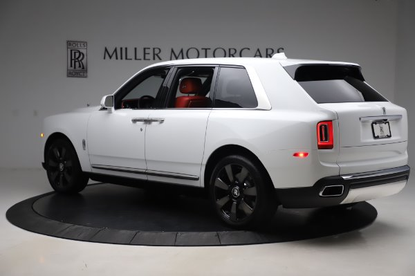 New 2020 Rolls-Royce Cullinan for sale $393,475 at Bentley Greenwich in Greenwich CT 06830 6