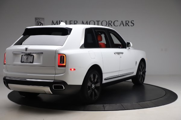 New 2020 Rolls-Royce Cullinan for sale $393,475 at Bentley Greenwich in Greenwich CT 06830 8