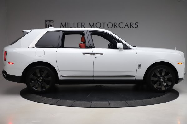 New 2020 Rolls-Royce Cullinan for sale $393,475 at Bentley Greenwich in Greenwich CT 06830 9