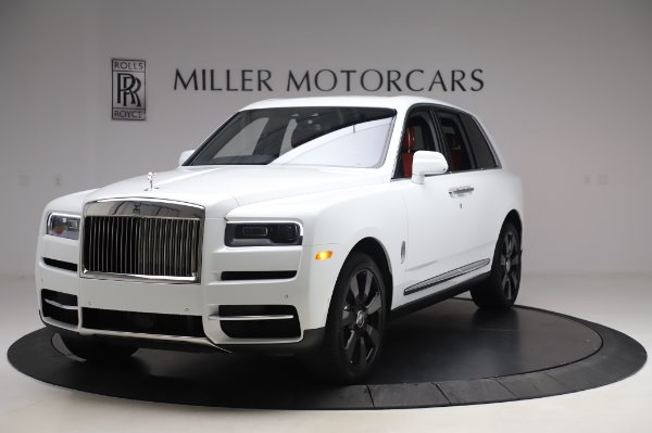 New 2020 Rolls-Royce Cullinan for sale $393,475 at Bentley Greenwich in Greenwich CT 06830 1