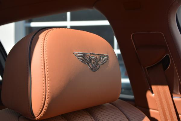 Used 2016 Bentley Flying Spur W12 for sale Sold at Bentley Greenwich in Greenwich CT 06830 27
