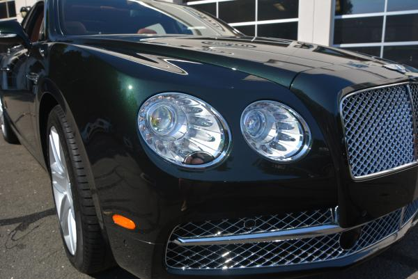 Used 2016 Bentley Flying Spur W12 for sale Sold at Bentley Greenwich in Greenwich CT 06830 7