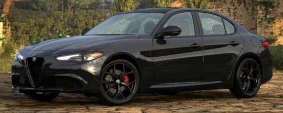 2020 Alfa Romeo Giulia