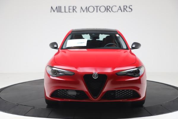 New 2020 Alfa Romeo Giulia Q4 for sale $47,245 at Bentley Greenwich in Greenwich CT 06830 12