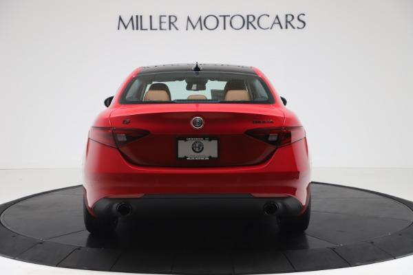 New 2020 Alfa Romeo Giulia Q4 for sale $47,245 at Bentley Greenwich in Greenwich CT 06830 6